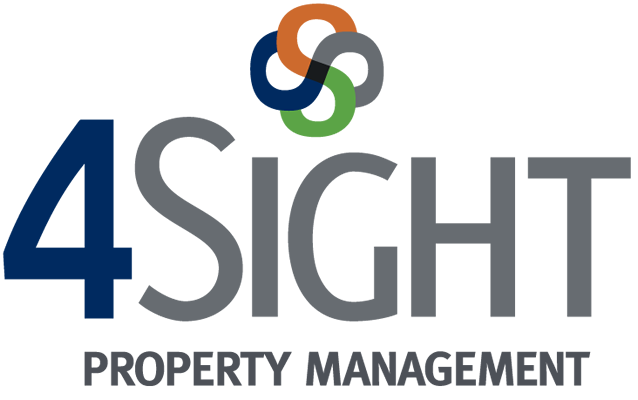 4Sight Property Management Retina Logo